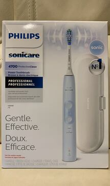 Sonicare electric tooth brush