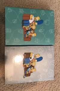 1st and 2nd season of Simpsons Ankeny, 50023