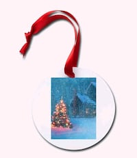 Personalized Christmas Ornament by Designs By You