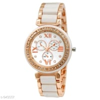 Trendy Stainless Steel Analog Watch Ghaziabad