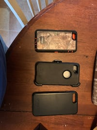 Otter box cases for I phone 7 & 8 and iPhone 7 & 8 plus Hallam, 17406