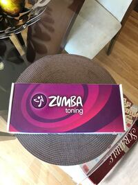 Zumba Toning weights St Catharines, L2N 2C2