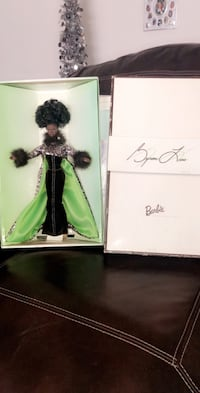 black and green dressed doll Los Angeles, 91344