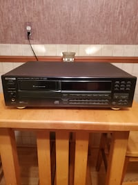 Kenwood CD and Audio Player.