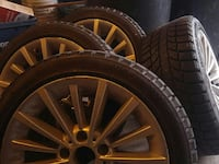 Winter tires 225/45r17