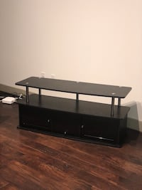 black tv stand. Arlington, 22204