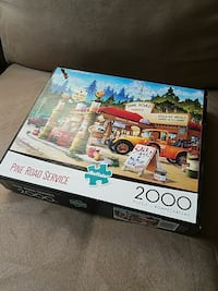 Buffalo Games 2000 Piece Puzzle Portland, 97206