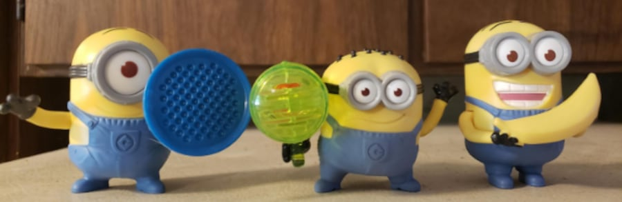 Minions & Angry Birds McDonal's Toy's some opened  6ce7a7ca-aab9-4cd4-9938-16e79632ff80