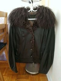 Leather jacket excellent condition Toronto, M2R