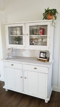 Country hutch shabby chic vintage cabinet Lakewood, 90712