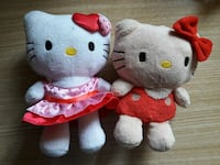 Pupazzi di hello kitty
