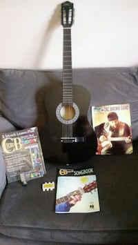 Acoustic Guitar with Cord Buddy System and Music  Stamford, 06906