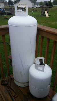 Used Propane Tank For Sale In Pittsville Letgo