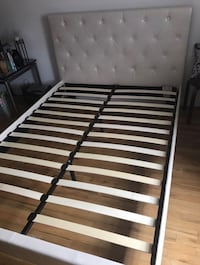 Pearl colored bed New York, 11379