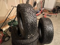 Truck tires 275/65R18