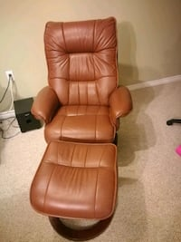 Leather recliner London, N6H