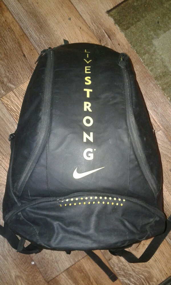 40caed2c2d Used Nike Livestrong Backpack for sale in Lumberton - letgo