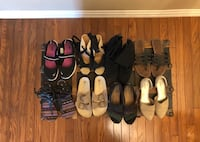 Women's assorted pairs of shoes Toronto, M6S 3N4