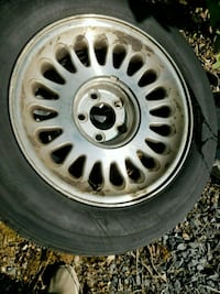 Rim three mercury marquis Middletown, 22645