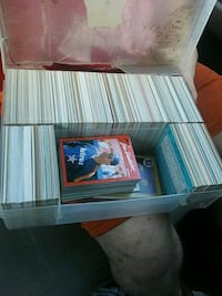 baseball cards from mid 80's to late 05's Canton