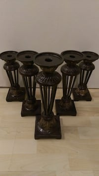 *Holiday Special* 5 Piece Candle Holder Set 2274 mi