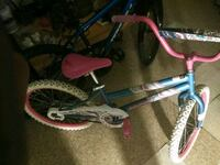 toddler's blue and pink bicycle Philadelphia, 19119