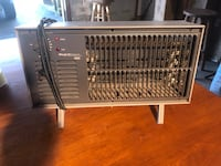 black and gray space heater Dayton, 45459