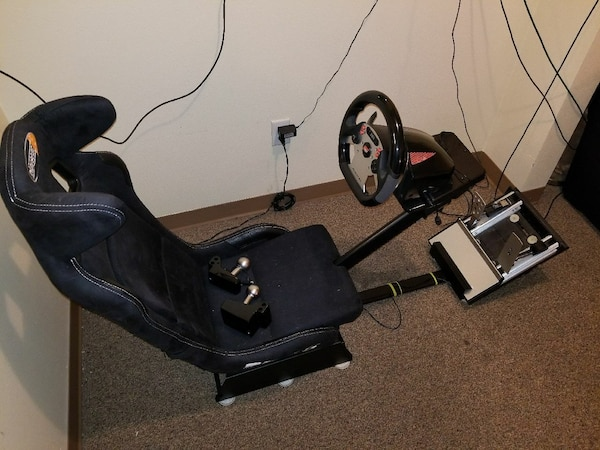 Fanatec Racing Simulator for PC and Console