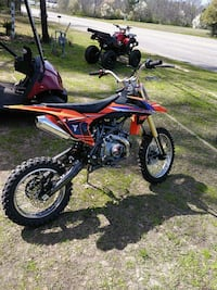 Brand new Big Frame 125cc dirt bikes