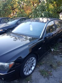 2006 BMW 7 Series 750LI (Parts only/whole car) for $ale