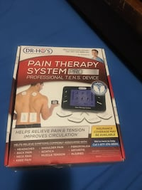 Dr. Ho's pain therapy system PRO Edmonton, T5S 1T3