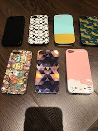 iPhone 5/5s cases  Mississauga, L5B 2W8