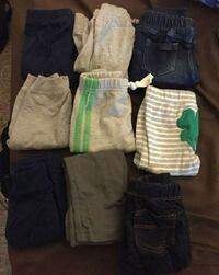 toddler's assorted clothes Mount Pleasant, 53406