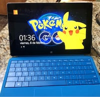 Windows RT 8.1 Surface Pro Laptop 64GB Sterling, 20164
