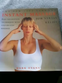 Stress Relief and Massage Book