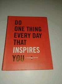 Do One Thing Everyday That Inspired You Toronto, M4Y 1C9
