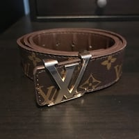Louis Vuitton Belt (size 32) Toronto, M6M 1S6