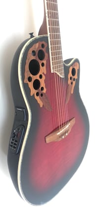Celebrity Ovation acoustic electric guitar