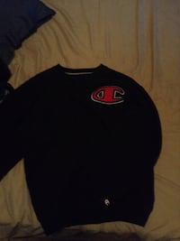 Red and black champions sweater Calgary, T2B 0Z1