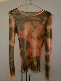 80s Mesh Top - Perfect for 80s Halloween Costume  Barrie, L4N 9T3