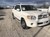 2006 Toyota Sequoia Limited Parker