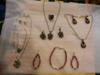 Jewelry all silver and very nice  Downey, 90240