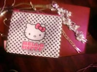 pink and white Hello Kitty print bag Des Moines, 50315