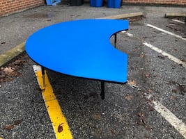 Children's activity tables
