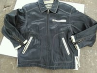 Vintage leather MoTo Jacket mens size small Greenville, 29609
