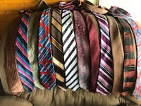Ties and scarves North Bay, P1B 8G5