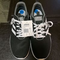 mens sz10.5 adidas runners new with tags