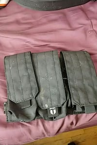 Tiberius triple mag pouch New Westminster, V3M 1J6