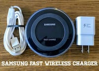 "Genuine Samsung ""Fast"" Wireless Charger Arlington"