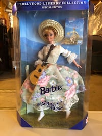 Barbie as Maria from Sound of Music